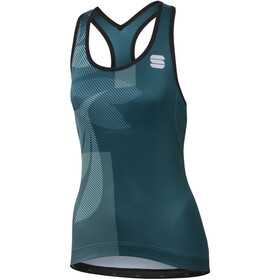 Sportful Oasis Top Dames, sea moss green white